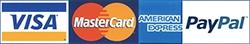 Visa-MasterCard-American-Express-PayPal